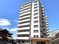 外観(西尾市でマンションが出ました3階角部屋フルリノベーション実施済み)