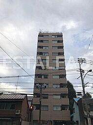 プレール本駒込[10階]の外観