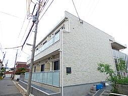 リブリ・パルク津田沼[107号室]の外観