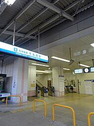 千鳥橋駅(阪神...