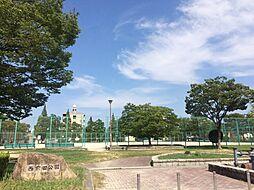 西前田公園 徒...
