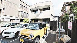 大阪府堺市西区浜寺石津町西4丁の賃貸アパートの外観