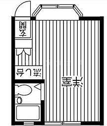 サンサーラ弘明寺第1[2階]の間取り