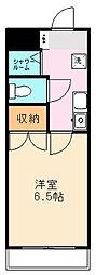 第2ピュアマンション[3階]の間取り