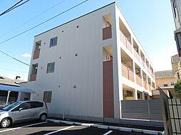 埼玉県さいたま市浦和区常盤6丁目の賃貸マンションの外観