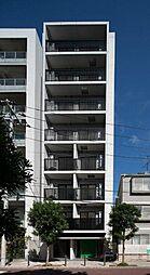 白金ウエスト[401号室]の外観