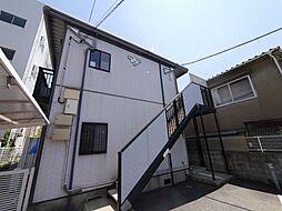 兵庫県神戸市兵庫区下三条町の賃貸アパートの外観