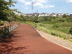 長津川親水公園...