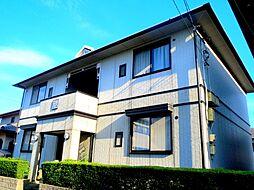 三重県桑名市大字西別所希望ケ丘の賃貸アパートの外観