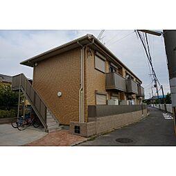 ソーレアストロB 稲田本町2 高井田16[1階]の外観