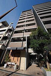 サンフィールド大阪城北[5階]の外観