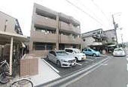 スイートレジデンスKOBAYASHI[1階]の外観