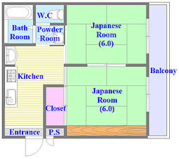 須磨寺駅 5.7万円