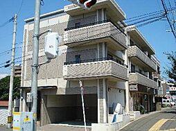 福岡県北九州市小倉北区足原2丁目の賃貸マンションの外観