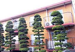 東京都日野市南平9丁目の賃貸マンションの外観