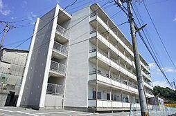 福岡県福岡市博多区西月隈6丁目の賃貸マンションの外観