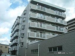 大阪府東大阪市南荘町の賃貸マンションの外観