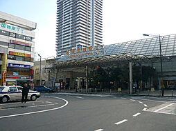 松原団地駅まで...