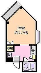 ウィン南行徳[304号室]の間取り