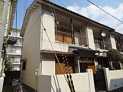 [テラスハウス] 大阪府豊中市北条町2丁目 の賃貸【/】の外観