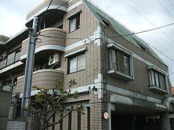 大阪府堺市堺区北丸保園の賃貸マンションの外観