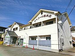 滋賀県草津市駒井沢町の賃貸アパートの外観