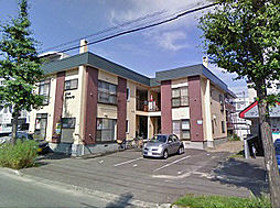 北海道札幌市東区北十七条東13丁目の賃貸アパートの外観