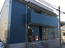 アーバンフォレスト新松戸[1階]の外観