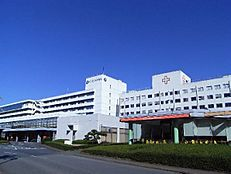 牛久愛和総合病院(2029m)