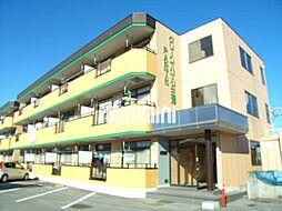 グリーンハイツ三澤パート6[1階]の外観