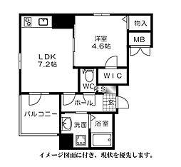 KatayamaBLDG23[304号室]の間取り