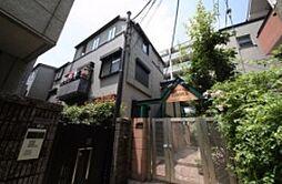 東京都新宿区大京町の賃貸アパートの外観