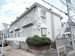 シティコート新松戸[2階]の外観