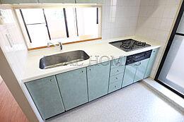 キッチン(平成29年5月撮影)