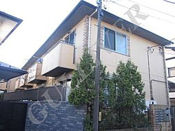 東京都杉並区荻窪3丁目の賃貸アパートの外観