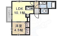 桜本町駅 6.4万円