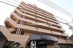 ライオンズマンション岡山医大東[2階]の外観