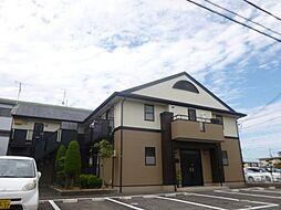 大阪府堺市北区百舌鳥西之町3丁の賃貸アパートの外観