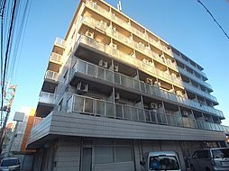 千葉県柏市あけぼの4丁目の賃貸マンションの外観