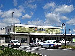 JR「菊川駅」...