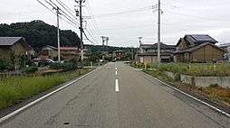前面道路写真(...