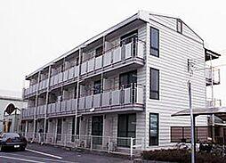 兵庫県姫路市飾磨区中野田2丁目の賃貸マンションの外観