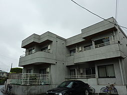 千葉県船橋市高根台4丁目の賃貸アパートの外観