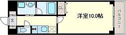 IBCサークルスカイ[1階]の間取り