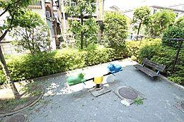 「プライベートパーク」(共有部)