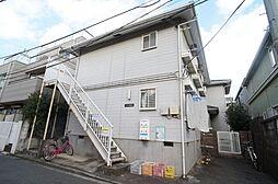 ハイムSHIRAI[101号室]の外観