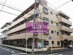 ライオンズマンション蒔田第3[4階]の外観