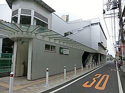 JR矢部駅 距...
