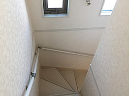 1号棟階段