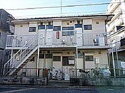 平田荘[202号室]の外観